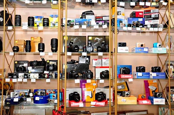 Фотоаппарат Nikon или Canon